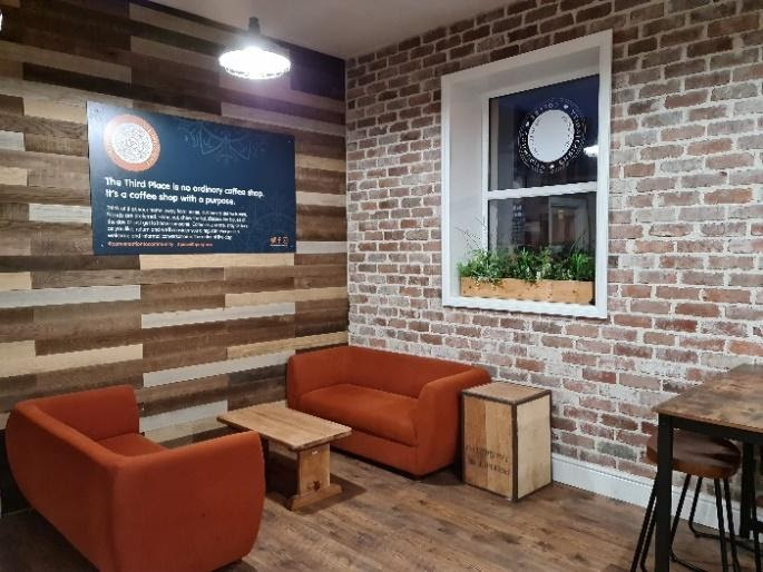 Collaboration provides homeless Pods in Milford Haven